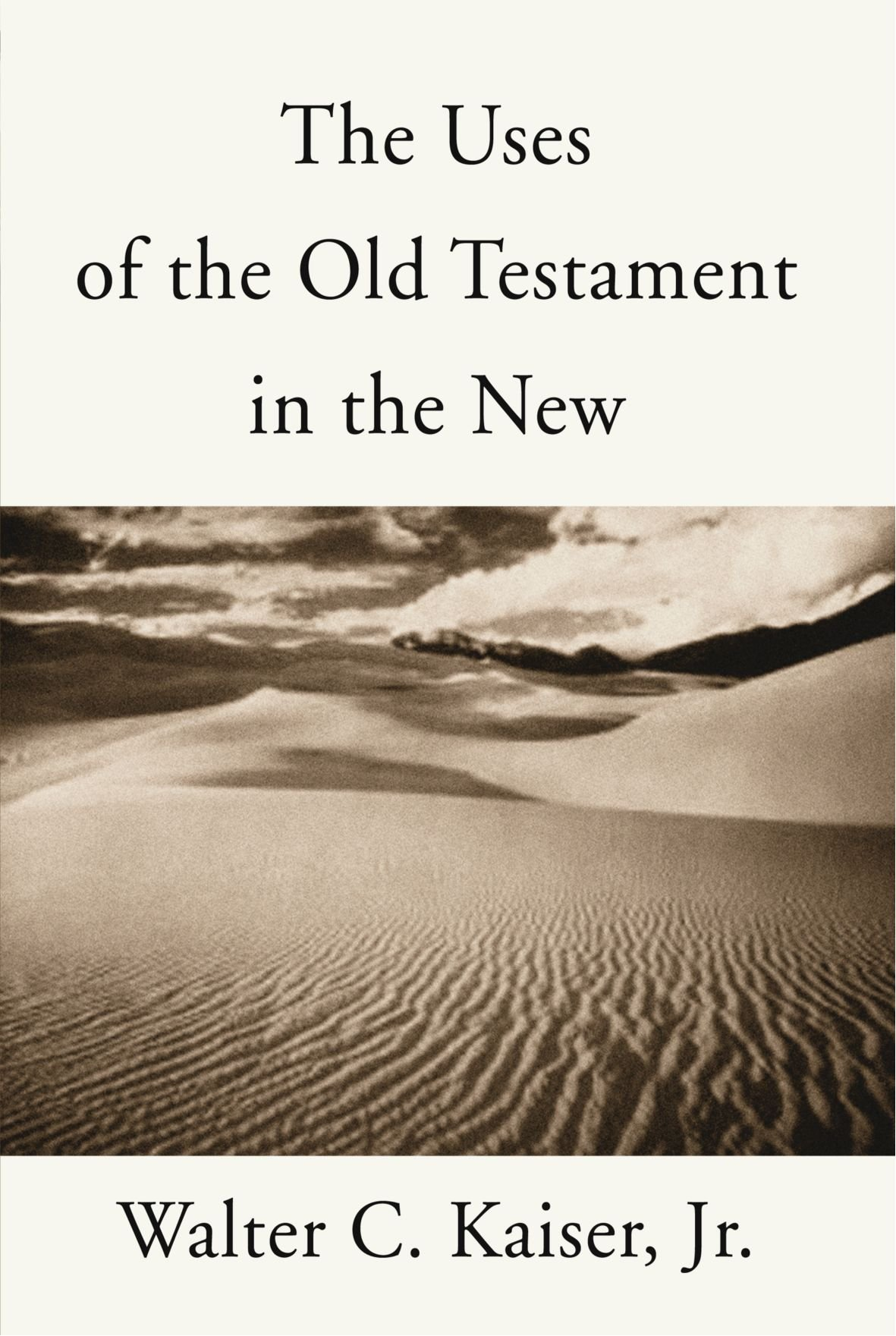 Download The Uses of the Old Testament in the New: pdf
