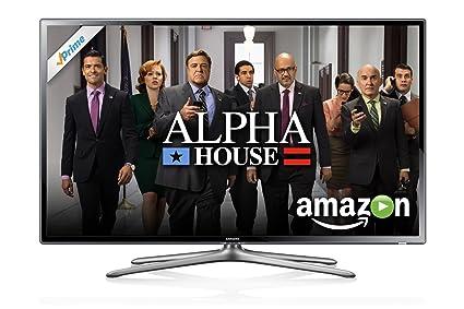 """Samsung UN32F6300AF 31.5"""" Full HD Smart TV Wi-Fi Negro, Plata - Televisor"""
