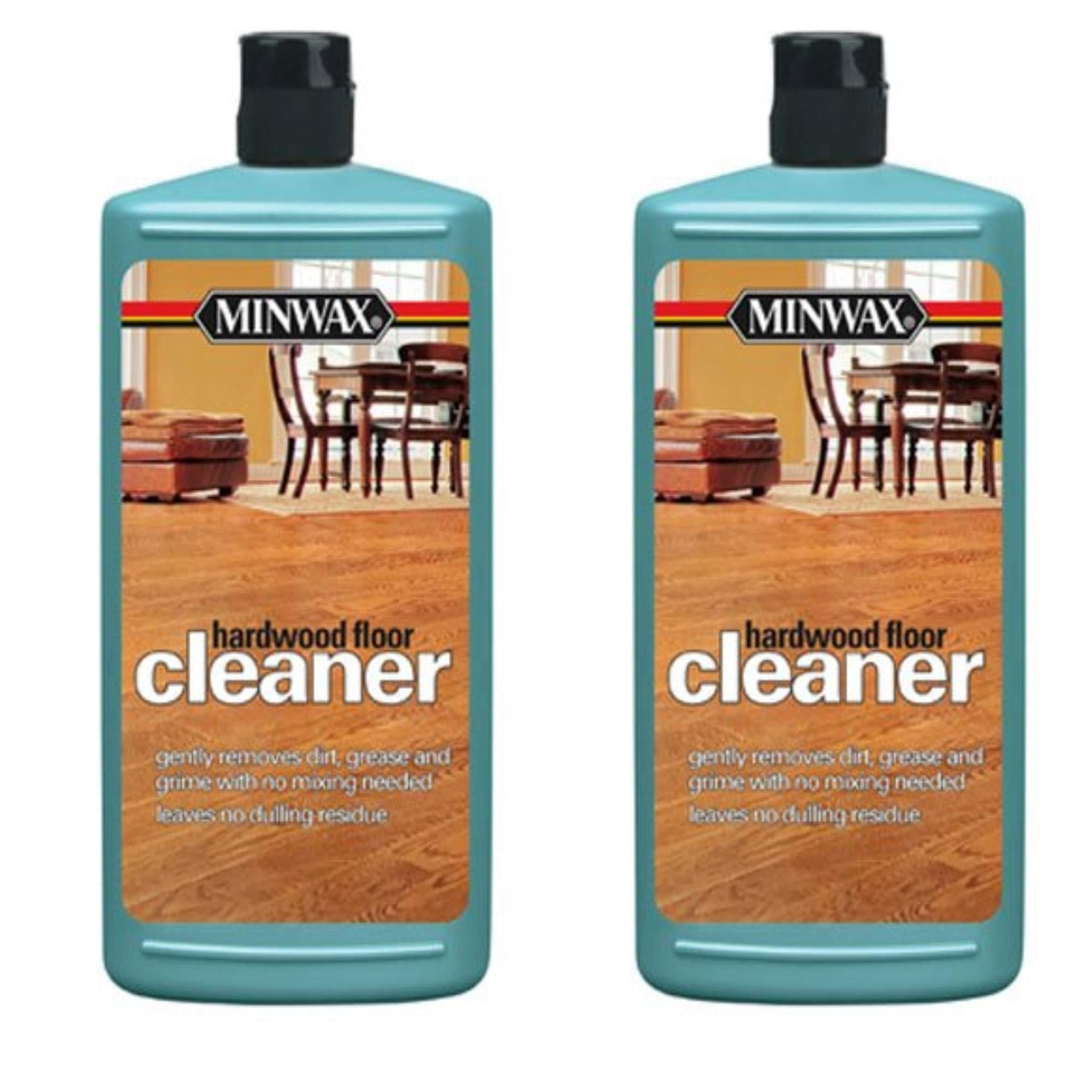 Minwax 621270004 Hardwood Floor Cleaner, 32 ounce - 2 PACK by Minwax