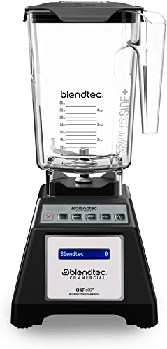 Blendtec C600A0801-A1GA1A Chef 600 Commercial Blender