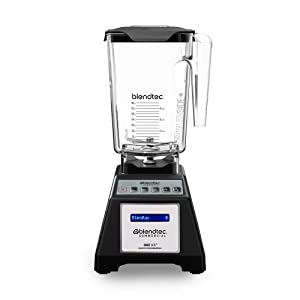 Blendtec C600A0801-A1GA1A Chef 600 Commercial Blender, Black