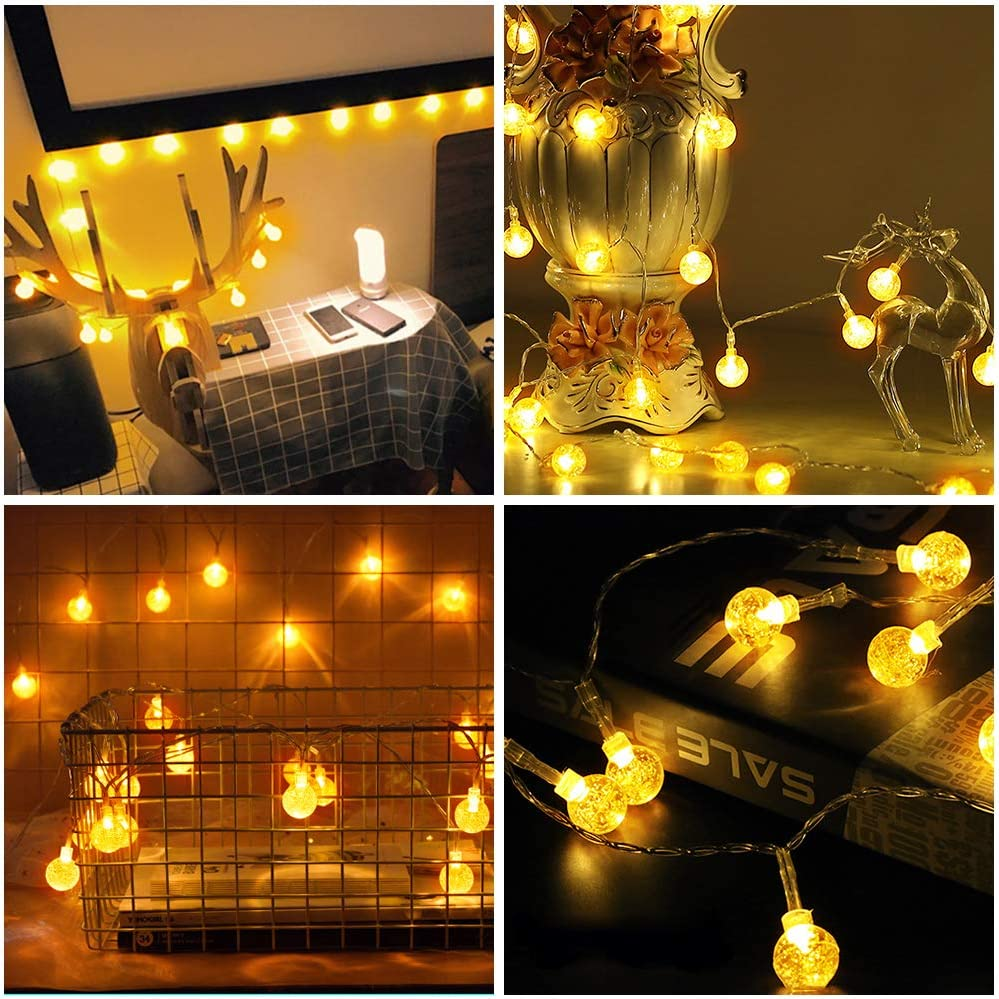Metaku Wine Bottle Lights 12 Pack, Warm White 2 Modes Cork Fairy Lights Battery Operated String Lights 6.6ft 20 LED Firefly Lights DIY Starry Bottle D/écor for Wedding Party Events