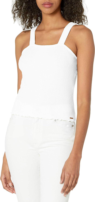 Volcom Women's Lil Tank TOP Shirt: Clothing