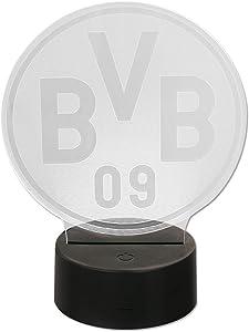 Borussia Dortmund BVB Logo Light