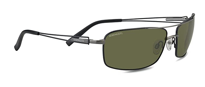 718705b1af1 Serengeti Dante Sunglasses (Shiny Gun Black Tannery