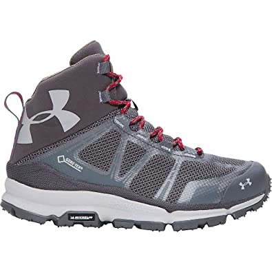under armour hiking shoes women's