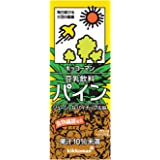 キッコーマン 豆乳飲料パイン 200ml×18本