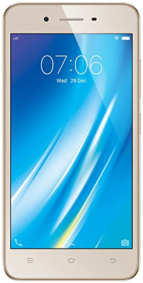 Vivo Y53 Crown Gold 16 Gb 2 Gb Ram Amazon In Electronics