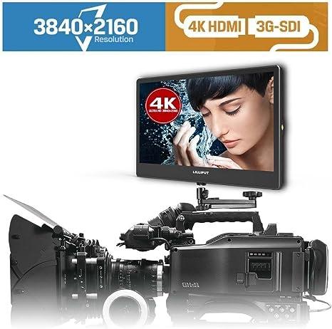Lilliput A12 Monitor de 12,5 Pulgadas Utra Slim IPS 4K Ultra HD ...