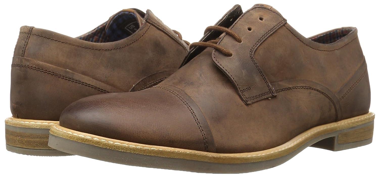 Amazon.com: Ben Sherman Men's Luke Cap Toe Distressed Oxford, Brown, 9.5 M  US: Shoes