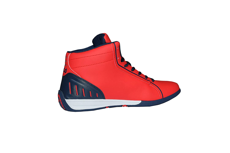 Buy Fila Men's Isonzo Sneakers Red at