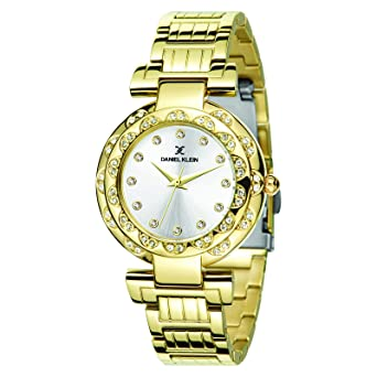 8671c76e7 Daniel Klein Watch for Women - Analog Stainless Steel Band - DK11016 ...