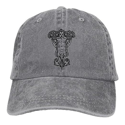 b981aa4adf7d39 Baseball-caps MOLLYY Johnny Automatic figurehead Ornament Mens Fashion  Digital Printing Snapback Adjustable Hip-Hop Hats Ash at Amazon Men's  Clothing store: