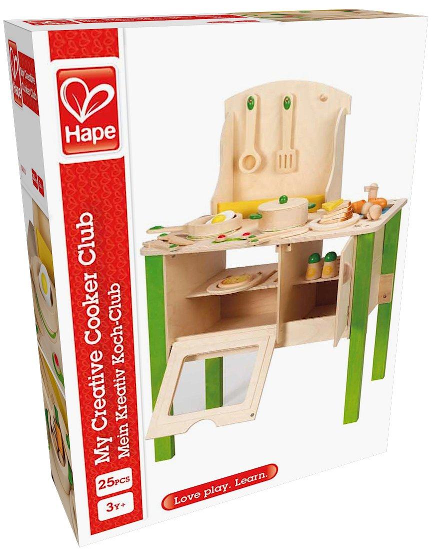 Hape International HaPe / Wanju 706920 - Holzküche: Amazon.de: Spielzeug