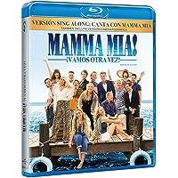 Mamma Mia!: Vamos Otra Vez [Blu-ray]