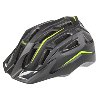 Mighty Black Hawk Green M Casque de Vélo Mixte, Vert, M