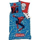 Parure de lit + drap housse Spider-Man