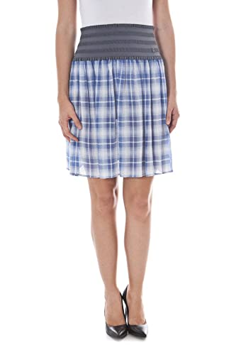 JOHN GALLIANO 34 XR6315 70592 falda corta Mujer azul 740 44
