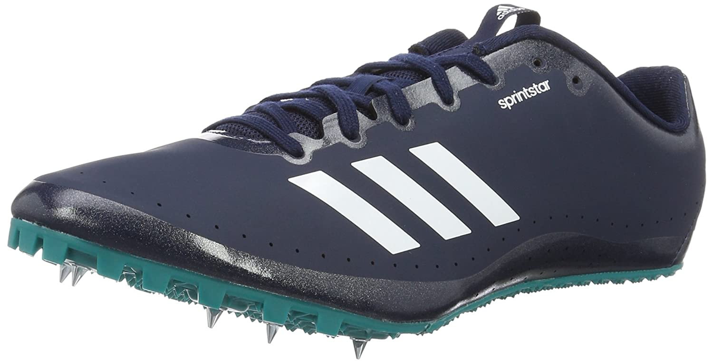 Adidas uomini sprintstar scarpe da corsa: scarpe e borse