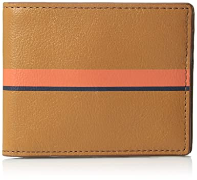 Amazon.com: Fossil Fairman Bifold w/Flip Id: Clothing