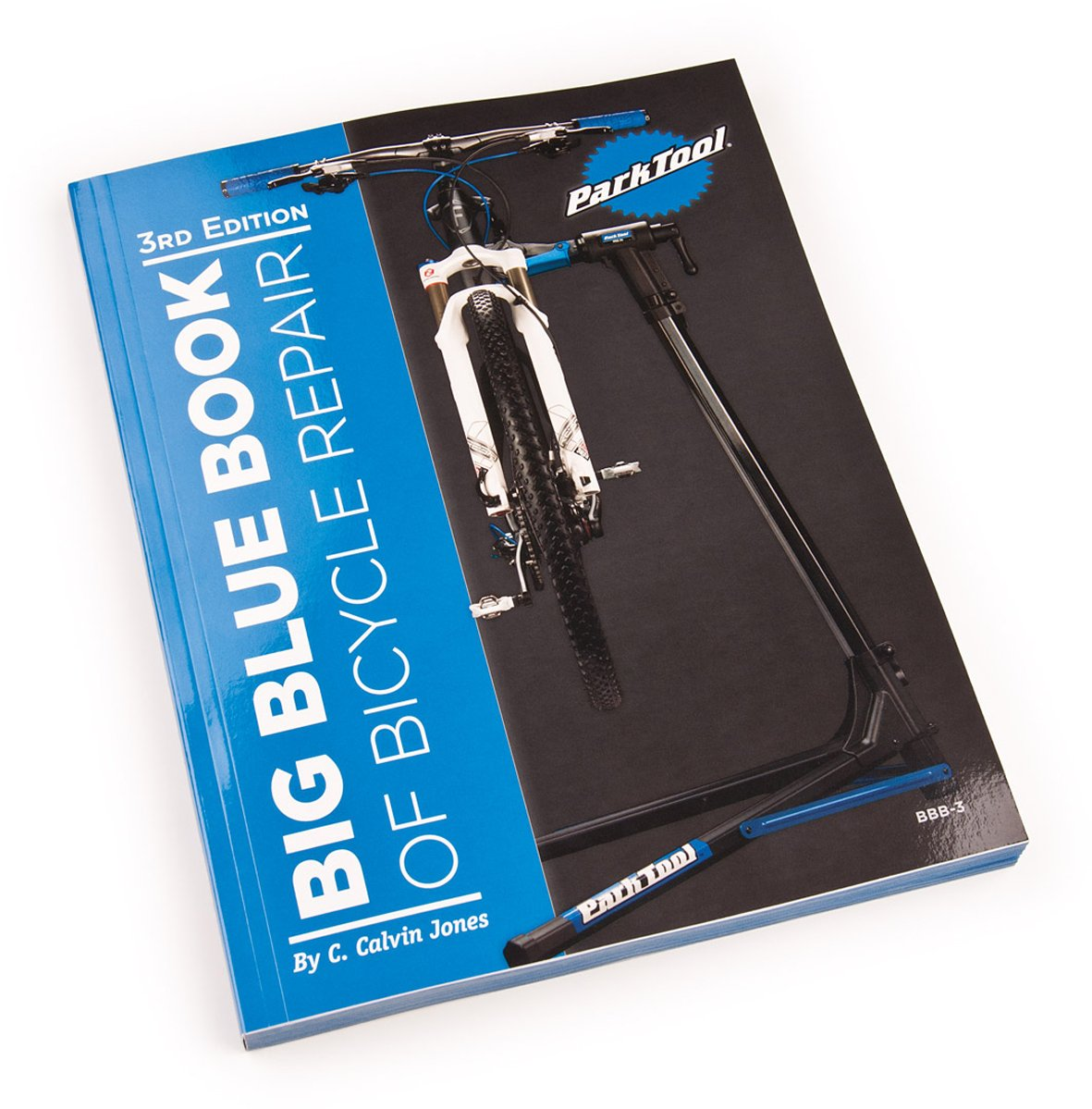 Park Tool BBB-3 3rd Edition Big Blue Book of Bicycle Repair