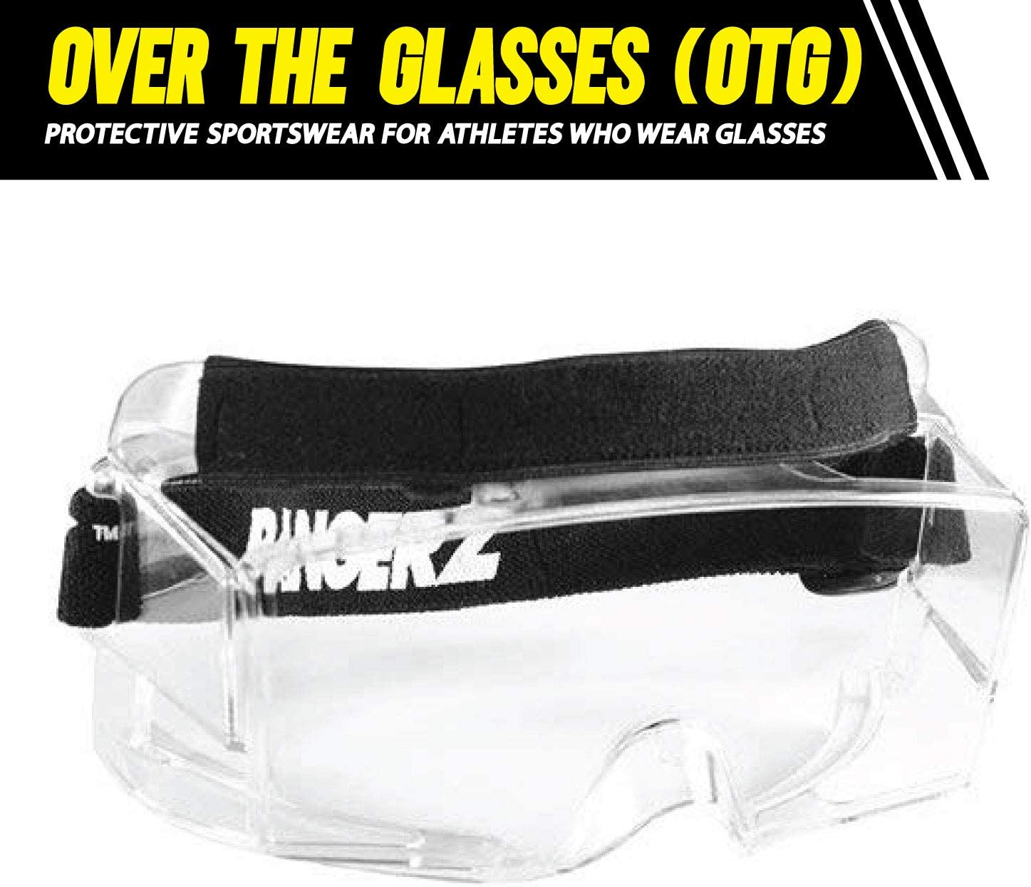 Bangerz HS-OTG Over-The-Glasses Eyeguard
