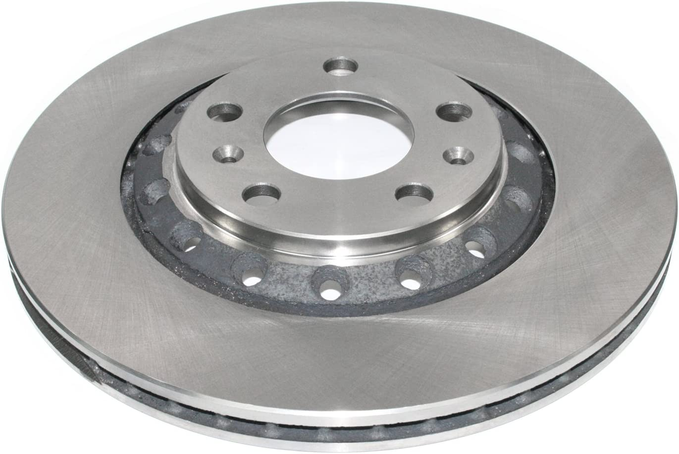 DuraGo BR901212 Rear Vented Disc Brake Rotor