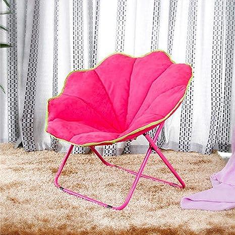 Silla reclinable Redonda Silla Moon Silla Plegable Lazy ...