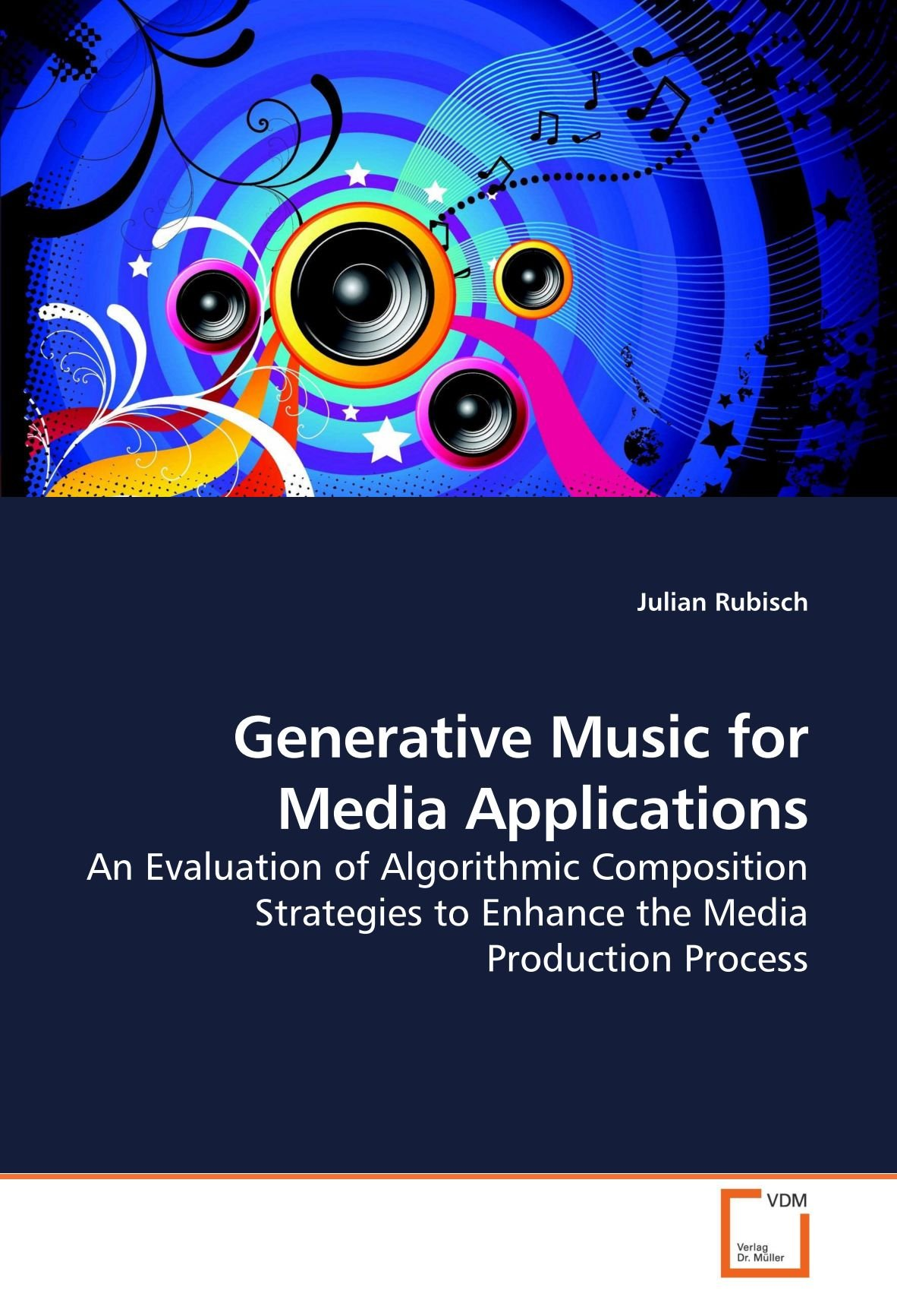 Generative Music for Media Applications: An Evaluation of
