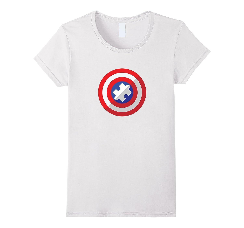 Autism Awareness T-shirt – Captain Autism