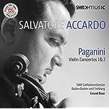 Paganini: Violin Concertos 1 & 2