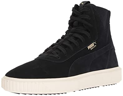 a51579b23db9 Puma Men s Breaker Hi Sneaker  Buy Online at Low Prices in India ...