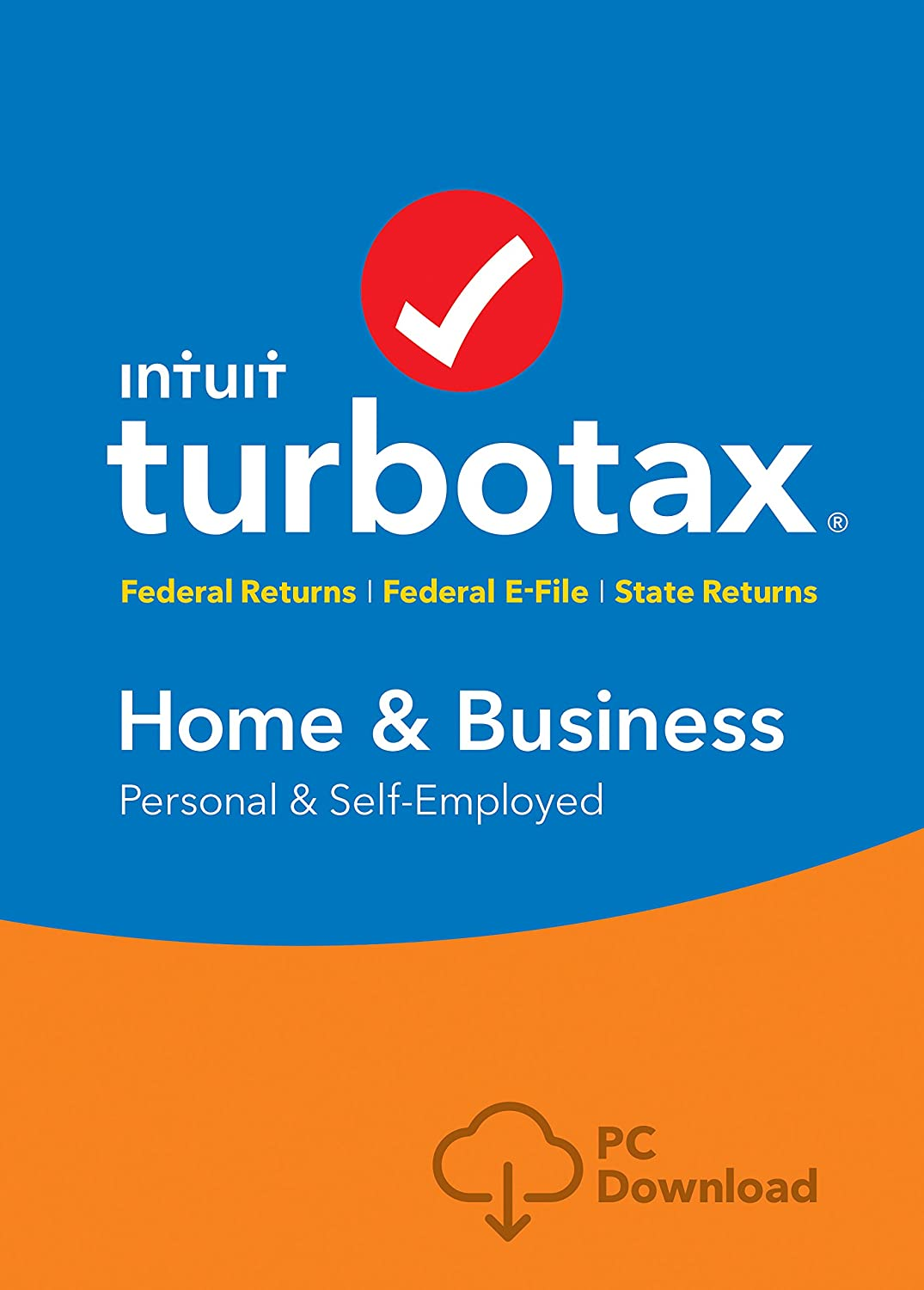Amazon Com Old Version Turbotax Home Business State 2018 Tax Software Pc Download Amazon Exclusive Software