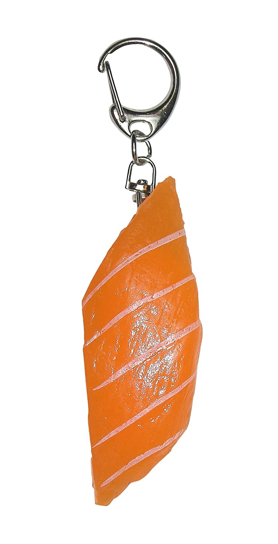 Sushi Key Ring -Salmon-