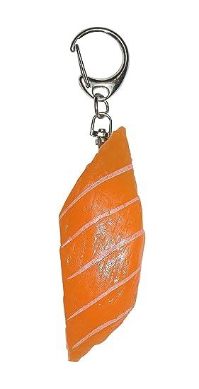 Sushi - Llavero Salmon-: Amazon.es: Oficina y papelería