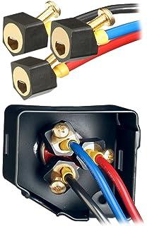 Amazon.com: Term-LOK TLC310 3 Wire Compressor Terminal Repair Kits 10 Gauge  by Packard: AutomotiveAmazon.com