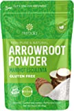 Arrowroot Powder 1 Lb. Arrowroot Flour Starch, Immune Health & Metabolism, non-GMO & Gluten-free