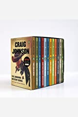 The Longmire Mystery Series Boxed Set Volumes 1-12: The First Twelve Novels (A Longmire Mystery) Paperback