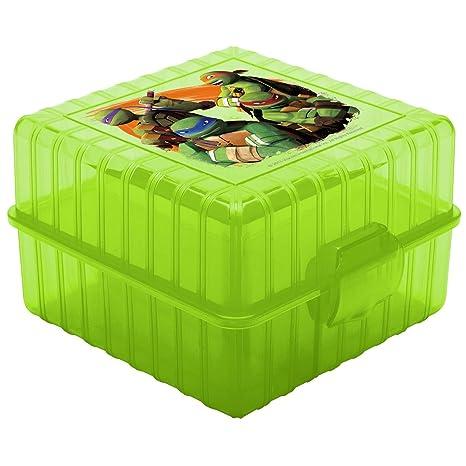 Zak Teenage Mutant Ninja Turtles Kids Lunch Container