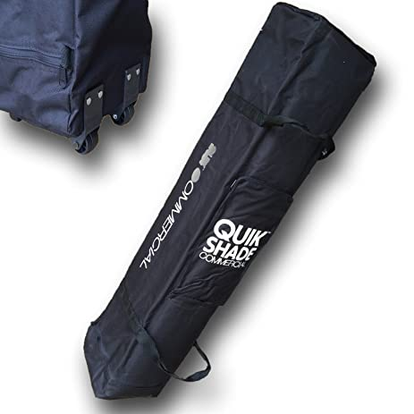 Wheeled Carry Bag 51u0026quot; for Quik Shade Commercial Canopy Gazebo Replacement Parts  sc 1 st  Amazon.com & Amazon.com : Wheeled Carry Bag 51