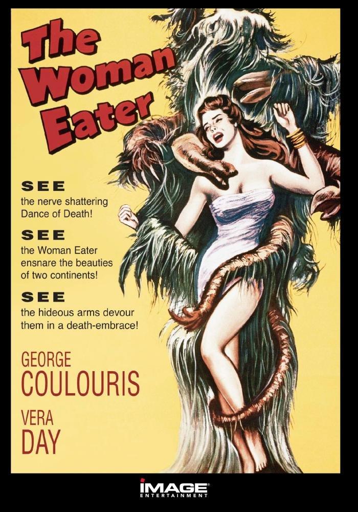 DVD : Woman Eater