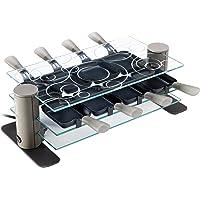 Lagrange 009801 Transparence - Raclette para 8 personas