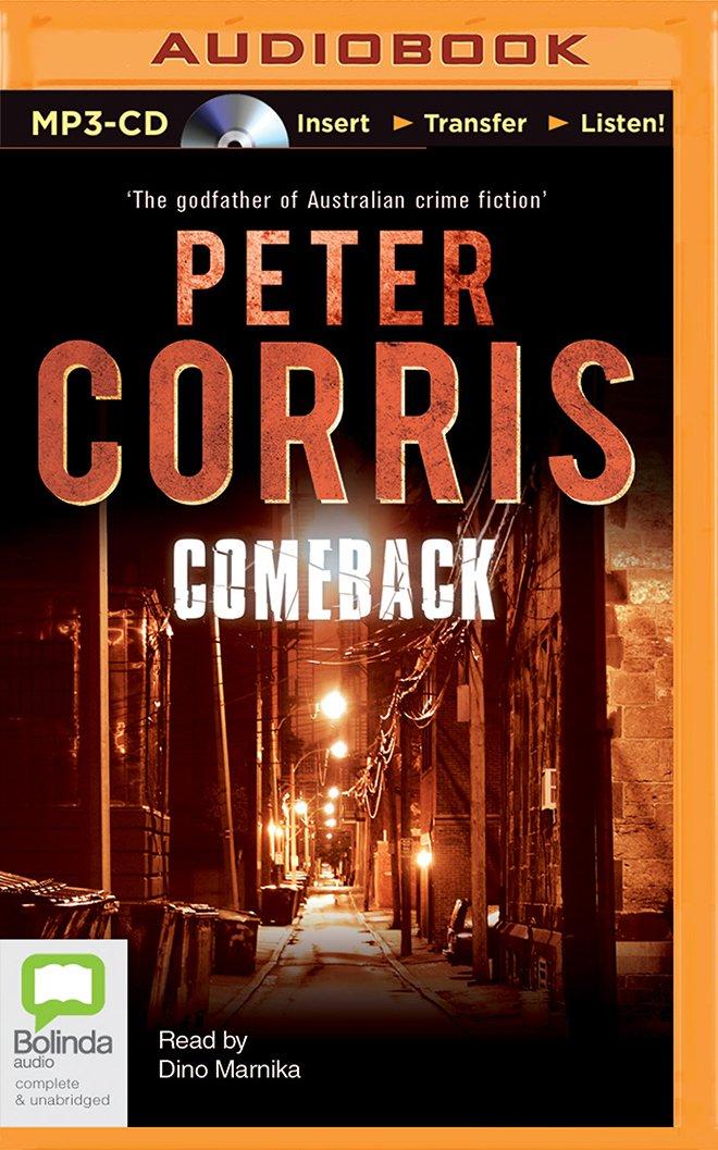Comeback (Cliff Hardy) ebook