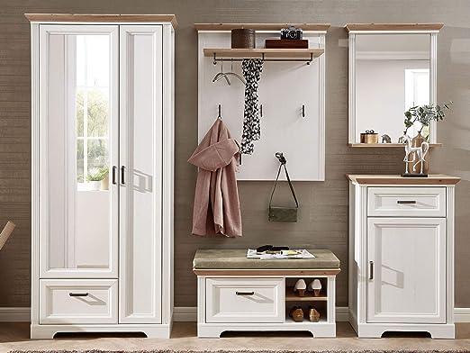Möbelando Garderobe Dielenmöbel Garderobenprogramm Komplett