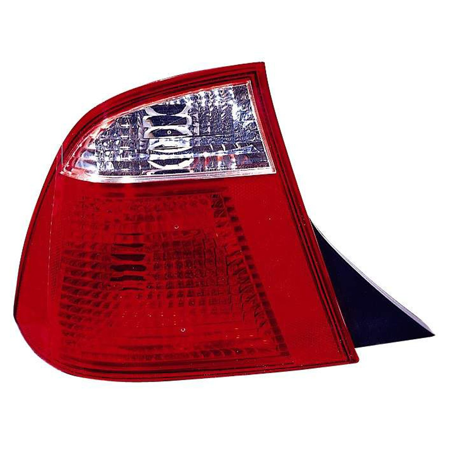 OE Replacement Tail Light FORD FOCUS 2005-2007 Partslink FO2800188 Multiple Manufacturers FO2800188C