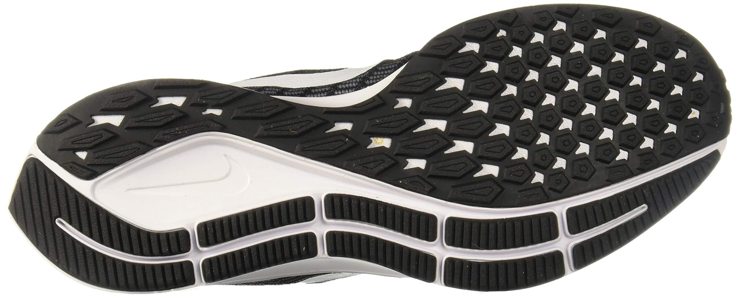 Nike Shox Current Gs Women's Running Shoe (5, Black/Black) by Nike (Image #3)