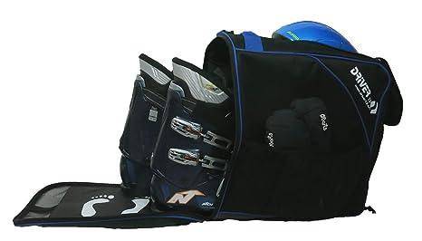 Driver13 Bolsa de Botas de esquí Combi con Compartimento ...