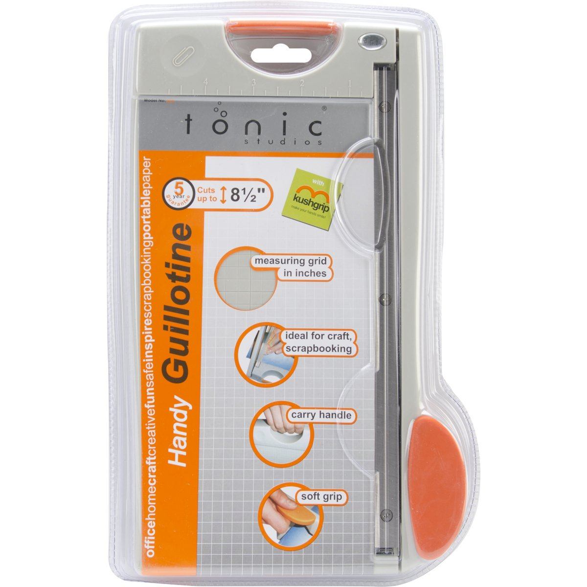 Brand New Tonic Guillotine Paper Trimmer 8.5''''- Brand New