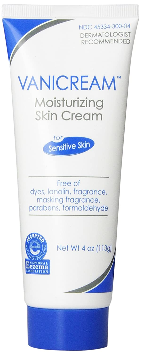 Vanicream Skin Cream Tube, 4-Ounce PHARMACEUTICAL718650
