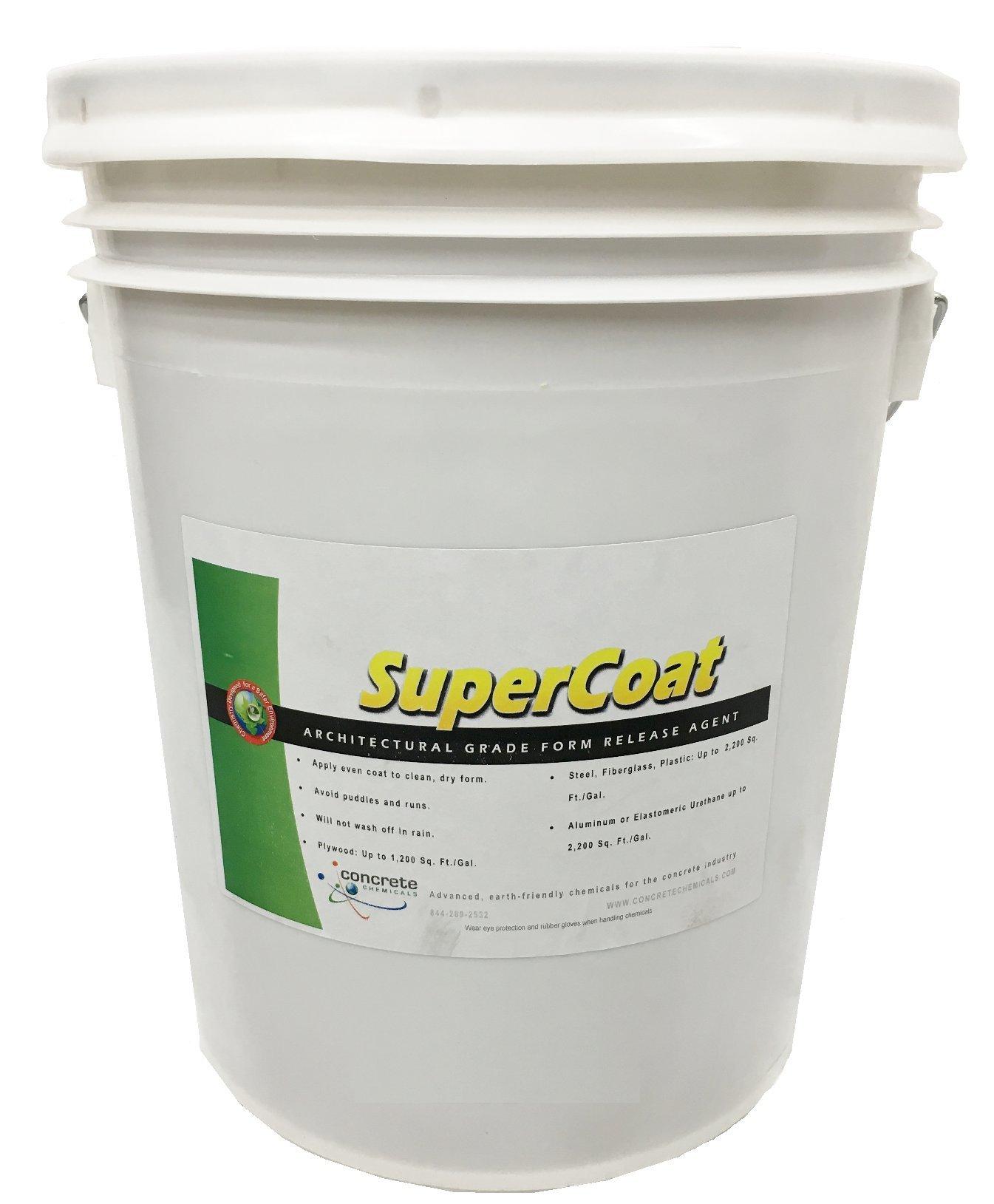 SuperCoat Form Release Agent 5 gallon